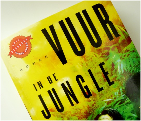 vuur in de jungle